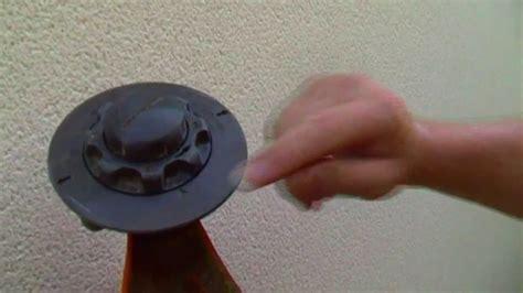 explication changer le fil d un rotofil stihl facilement