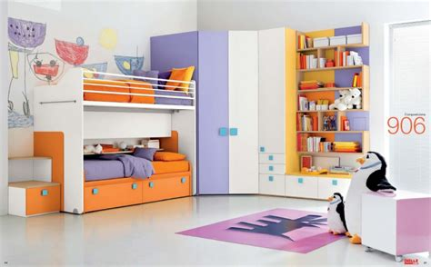 Composing The Special Type Of Kids Room Furniture