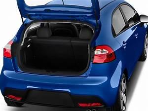 Image: 2013 Kia Rio 5dr HB Auto SX Trunk, size: 1024 x 768