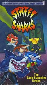 Street Sharks Gene Slamming Begins Video SEALED VHS