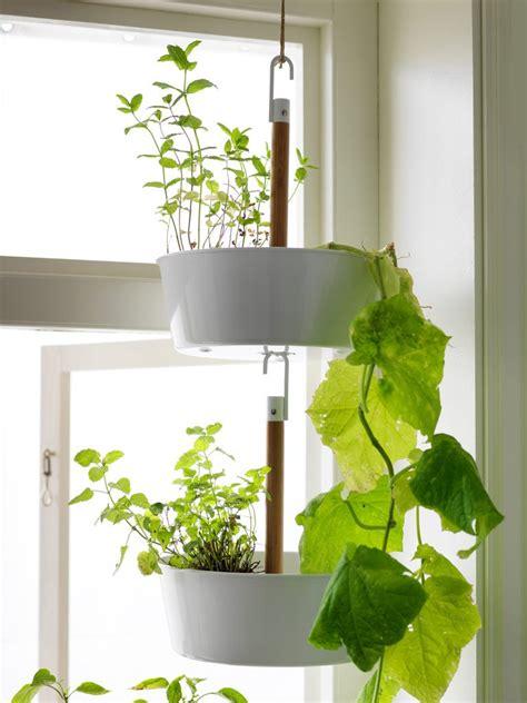 le fleur ikea cache pot suspendus pot de fleurs suspendu et jardini 232 re suspendue maison