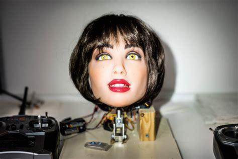 Sex Dolls That Talk Back The New York Times