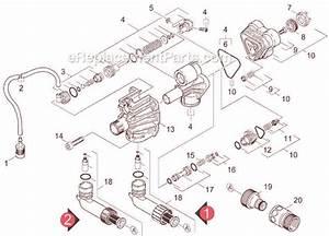 Karcher K 395 M-plus Parts List And Diagram