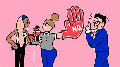 Hitting Stop Woman Wants Know Illustration Gq