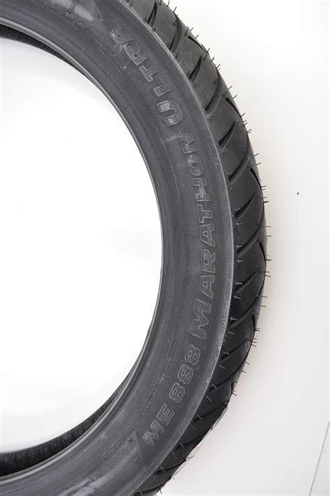 Metzeler Me888 Marathon Ultra Front Tire 100/90-19 Tl 57h