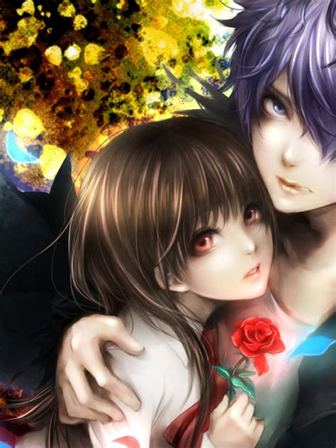 Anime Hug Wallpapers - hug images wallpapers impremedia net