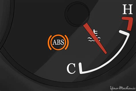 what does the abs light what does the abs warning light yourmechanic advice