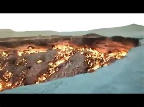 Russian Meteor Crash Site