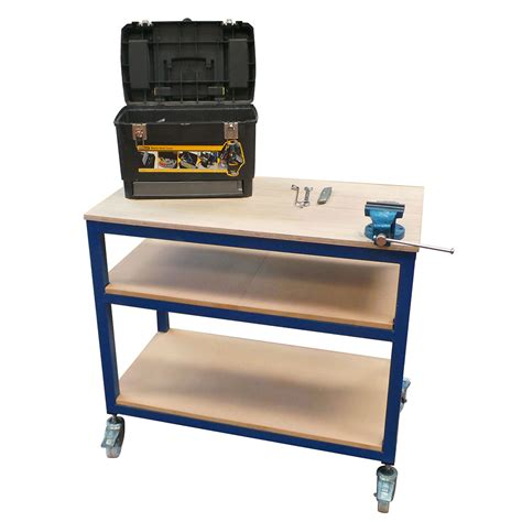 mobile workstation    packing tables