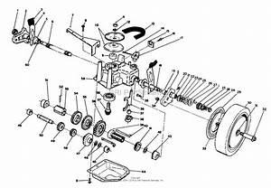 Toro 20692c  Lawnmower  1988  Sn 8000001