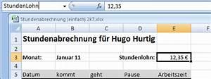Stundenlohn Brutto Berechnen : gmg cc hilfe schritt f r schritt ~ Themetempest.com Abrechnung
