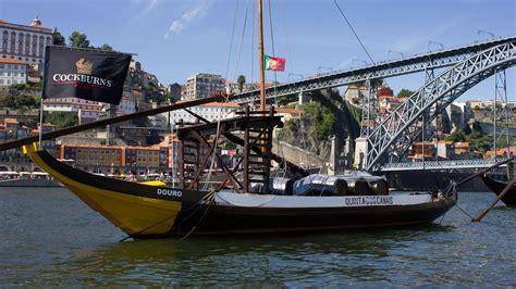 Rabelo Boat Cruise Porto by Rabelo Boat In Porto Picvisit