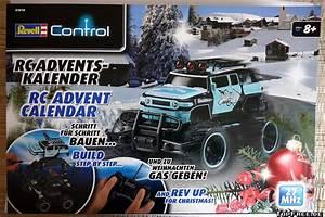 Revell Rc Auto Adventskalender : adventskalender revell control rc truck ~ Jslefanu.com Haus und Dekorationen