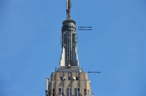 Empire State Building Secret 103rd Floor by Empire State Building Floors Huset For Hele Familien