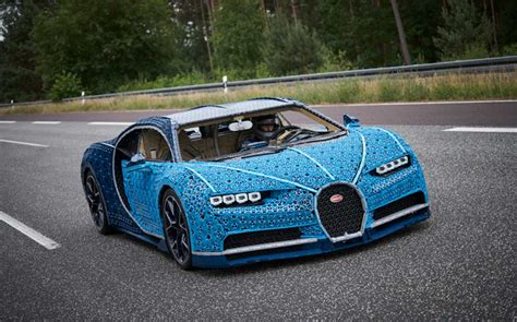 When we say with lego technic you can build for real, we really mean it! First Ever Life-Size and Drivable LEGO® Technic Bugatti Chiron Is a Pioneering Piece of ...