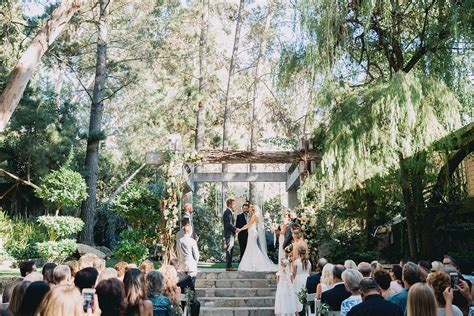 Neutral Calamigos Ranch Wedding