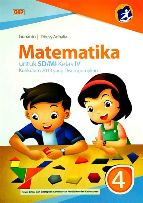 Ajukan pertanyaan tentang tugas sekolahmu. Kunci Jawaban Buku Esps Matematika Kelas 5 Kurikulum 2013 ...