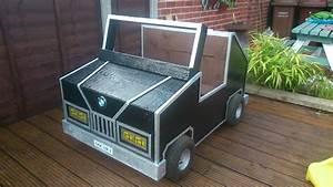 How To Build Your Own Children U0026 39 S Garden Car Storage Box
