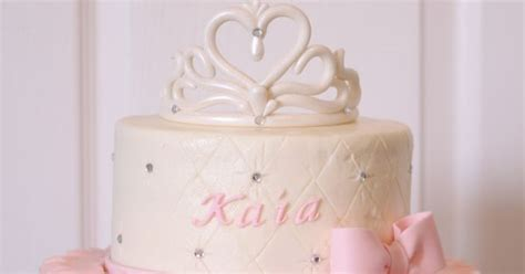 baby shower tiara and ruffles baby shower cake decorated cakes and