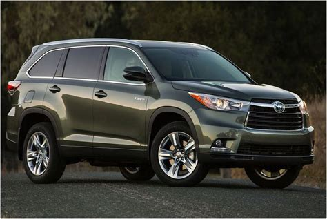 2018 Toyota Highlander Interior Reviews Giosautocareorg