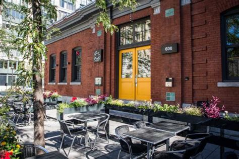 cuisine collective montr饌l the 10 best restaurants near alt hotel montreal griffintown