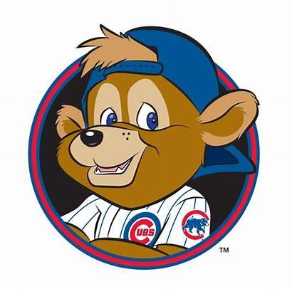 Chicago Clark Cubs Mascot Cub Icon Circle