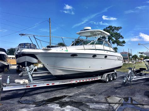 Proline Inboard Boats by Proline 3250 Boat For Sale From Usa