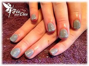 Modele Ongle Gel : ongle en gel couleur clair ~ Louise-bijoux.com Idées de Décoration