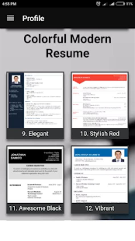 Free Auto Resume Maker by Free Resume Builder Cv Maker Templates Pdf Formats For