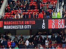 Man Utd 16 Man City Old Trafford Demolition Job Sees