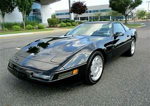 1991 Chevrolet Corvette Coupe 6 Speed Manual Only 47k