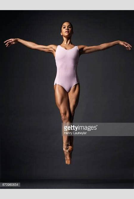 Misty Copeland Stock Photos and Pictures | Getty Images