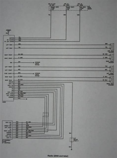 2000 Saturn Sl Wiring Diagram by 2000 Saturn S Series Radio Diagram Saturnfans Forums