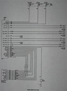 2000  Saturn S-series Radio Diagram