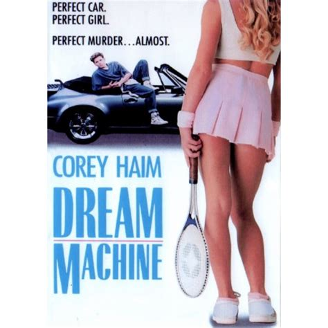 dream machine dvd starring corey haim media collectibles