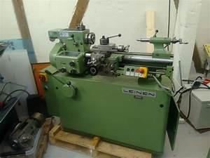 New Machine In The Shop  A 1984 Leinen Mlz 4 Stg