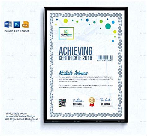 selecting certificate template word   diy