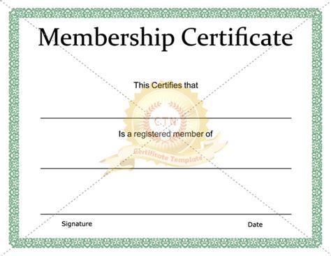 llc membership certificate template membership certificate template certificate templates