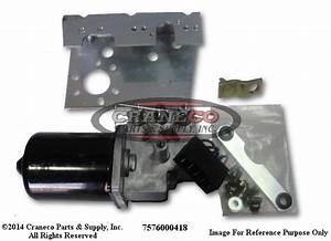 7576000418 Grove Wiper Motor Kit
