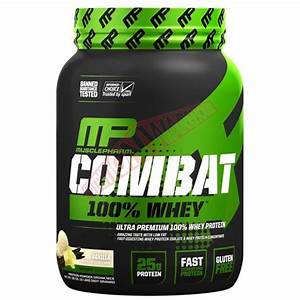 Combat 100  Whey By Muscle Pharm