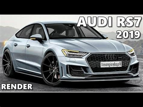 2019 Audi Rs7  This Could Be It Youtube