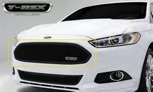 2013 dodge ram front bumper 2013 2015 ford fusion t rex class mesh grilles