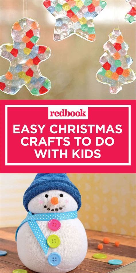 christmas arts and crafts ideas 10 easy crafts for arts and crafts for children