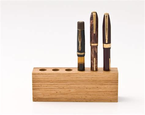 pen holder for desk wood pen holder pen holder desk organizer lord