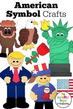 national symbols  america worksheets   worksheet