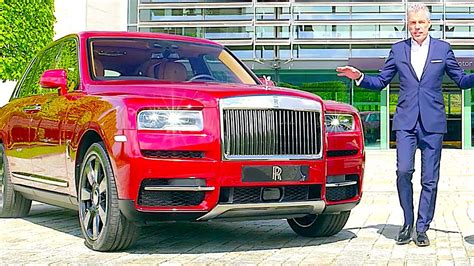 Rolls Royce Starting Price by Rolls Royce Cullinan Review In Depth World Premiere Rolls