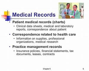 chapter 5 records management ppt video online download With medical documents management