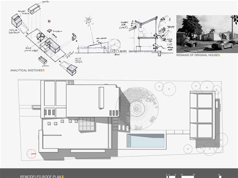 architectual plans gallery urbana alhambra roof plan sketches architecture design