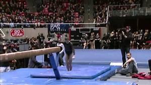 Stanford Women's Gymnastics: Pac-12 Championships - YouTube
