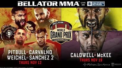 Bellator Mma Mckee Caldwell Another Vs Grand
